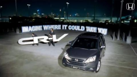 Honda CR-V TV Ad